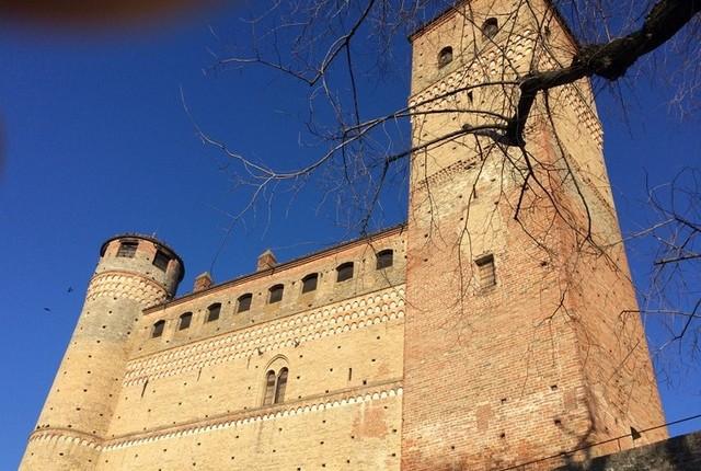 piémont château