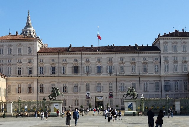 Turin château