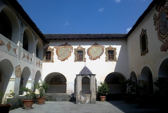 Monastère saorge