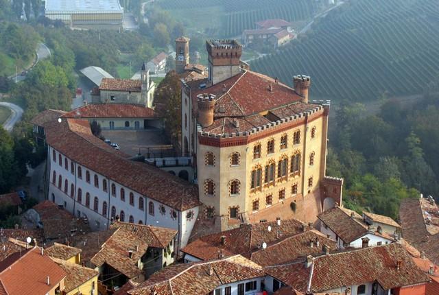 chateau de Barolo