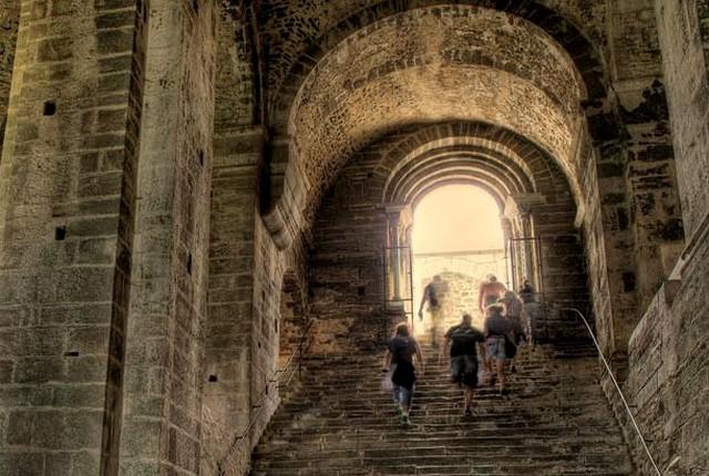 sacre saint michele l'escalier