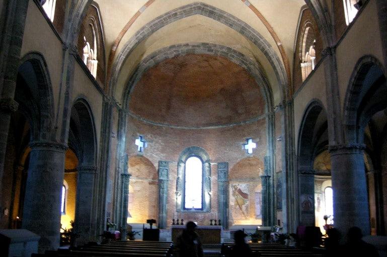San Michele intérieur