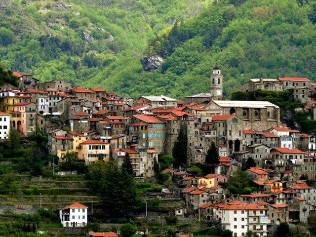 triora village ligurie
