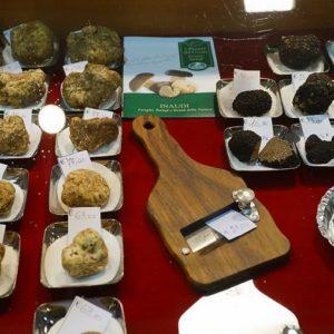 Alba: truffe blanche