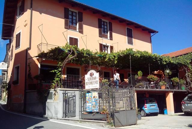 Hôtel dans le Piémont