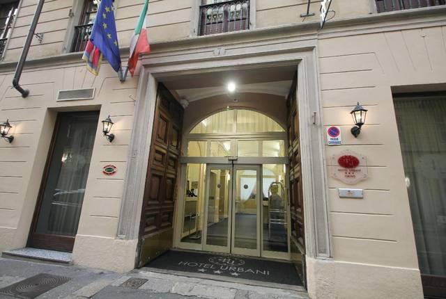 hôtel voyage Turin