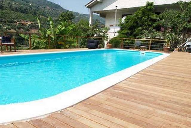 Détente piscine