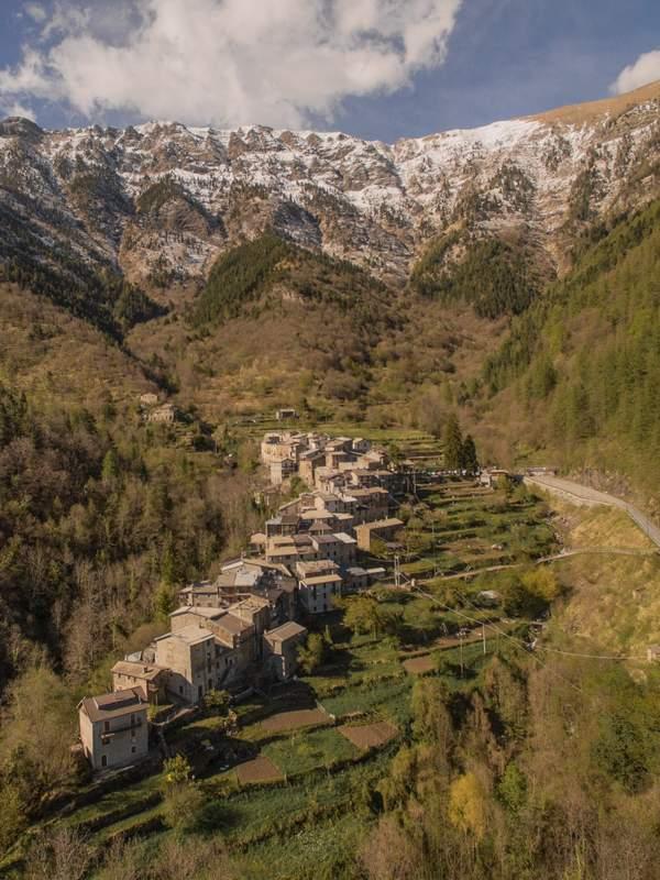 Village de Verdegia